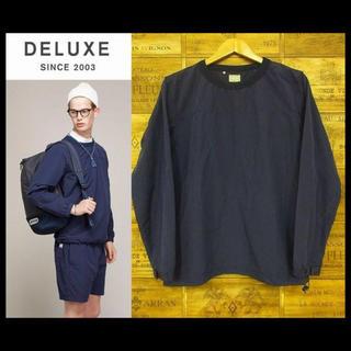デラックス(DELUXE)のDELUXE Clothing デラックス クロージング ナイロン カットソー(Tシャツ/カットソー(七分/長袖))