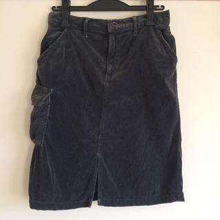 レイカズン(RayCassin)のコーデュロイタイトスカート(ひざ丈スカート)