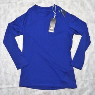 アディダス(adidas)のアディダス  ロングスリーブTシャツ サイズL 新品(Tシャツ/カットソー(七分/長袖))