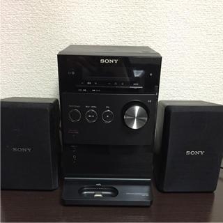 ソニー(SONY)のSONY オーディオコンポ CMT- S10(アンプ)