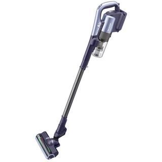 シャープ(SHARP)のシャープ コードレススティッククリーナーバイオレット EC-AR2S-V EC-(掃除機)