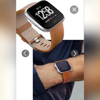 fitbit versa(でか。様専用)(腕時計(デジタル))