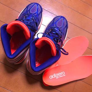 アディダス(adidas)のアディゼロ(バスケットボール)