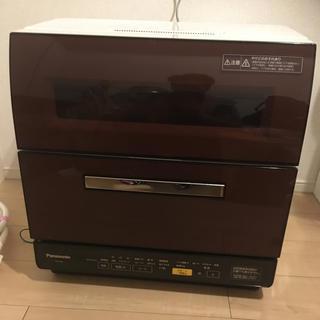 【2015年製/Panasonic/パナソニック/NP-TR8-T/動作品】(食器洗い機/乾燥機)