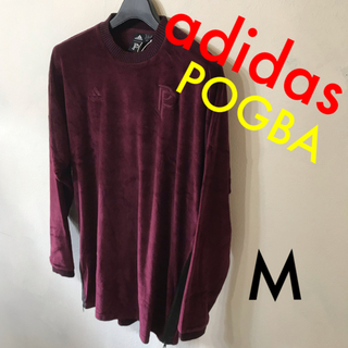 アディダス(adidas)の新品 ADIDAS POGBA LS TEE M(Tシャツ/カットソー(七分/長袖))
