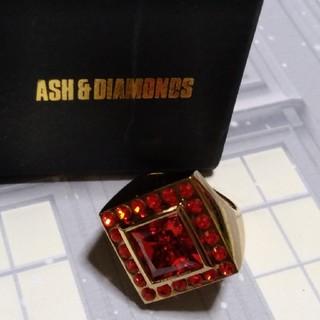 アッシュアンドダイアモンド(ASH&DIAMONDS)のASH&DIAMONDS リング(リング(指輪))