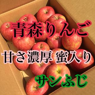 リンゴ 果物 家庭用 サンふじ(フルーツ)