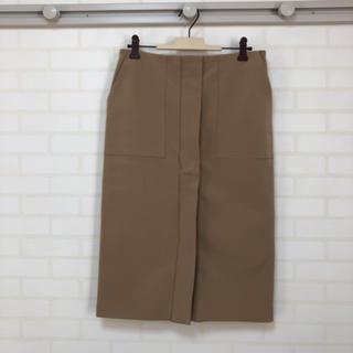 デミルクスビームス(Demi-Luxe BEAMS)のBEAMSスカート(ひざ丈スカート)