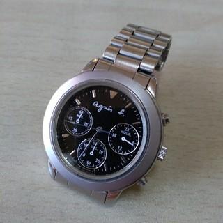 eef866c33c アニエスベー V6 メンズ腕時計(アナログ)の通販 12点 | agnes b.のメンズ ...