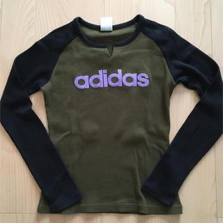 アディダス(adidas)のアディダス カットソー(カットソー(長袖/七分))