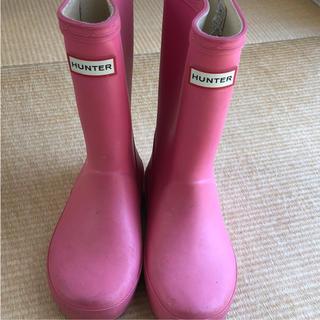 ハンター(HUNTER)のハンター  キッズ  長靴(長靴/レインシューズ)