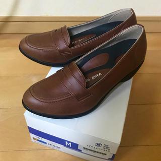 リゲッタ(Re:getA)の新品 Re:getA(リゲッタ)ローファー パンプス M(ローファー/革靴)