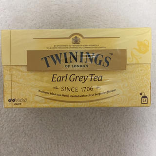 カルディ(KALDI)の【ぴんく様専用】トワイニング 紅茶 アールグレイ(茶)