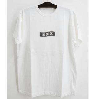 ジィヒステリックトリプルエックス(Thee Hysteric XXX)の新品 ゴッドセレクションXXX ロゴ L(Tシャツ/カットソー(半袖/袖なし))