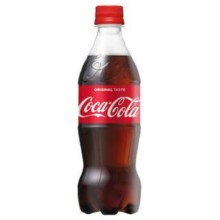 コカコーラ(コカ・コーラ)のコカコーラ  500ml 1ケース 24本入り(ソフトドリンク)