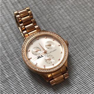 ジルバイジルスチュアート(JILL by JILLSTUART)のジルスチュアート 腕時計(腕時計)