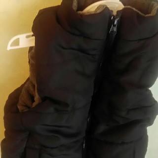 シマムラ(しまむら)の着用1回!!ベビーダウンベスト(ジャケット/コート)