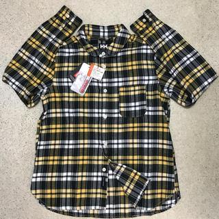 HELLY HANSEN - 新品 定価10800円 レディースM ヘリーハンセン  厚手チェックシャツ