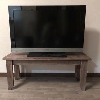 ヴィンテージ ベンチ型 テレビ台(家具)