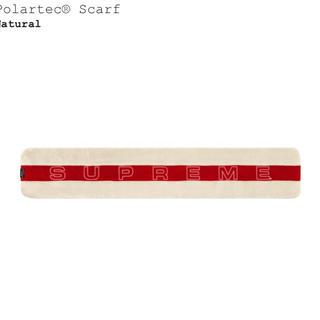 シュプリーム(Supreme)のsupreme polartec スカーフ(バンダナ/スカーフ)