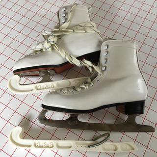 アイススケート靴 24㎝(ウインタースポーツ)