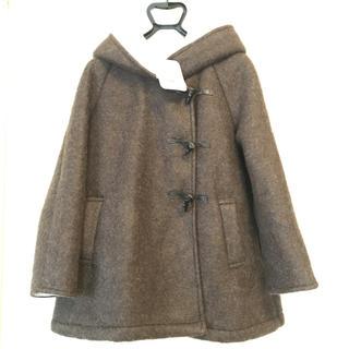 クチュールブローチ(Couture Brooch)の値下げ!新品タグ付き クチュールブローチ ボアダッフル(ダッフルコート)