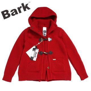 バーク(BARK)の新品 BARK WOMENS SHORT DUFFLE COAT ダッフルコート(ダッフルコート)