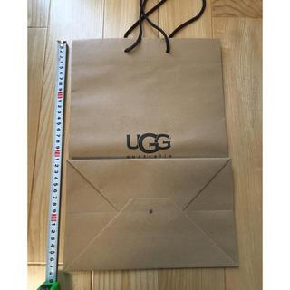 アグ(UGG)のUGG  ショップバッグ(ショップ袋)
