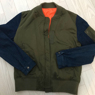 GU - GU MA-1 ジャケット