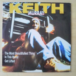 KEITH MURRAY(ターンテーブル)