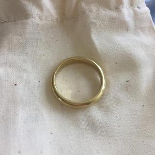 真鍮 指輪 オーダーメイド(リング)