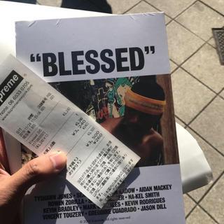 シュプリーム(Supreme)の supreme blessedの DVDのみです!  (DVDレコーダー)