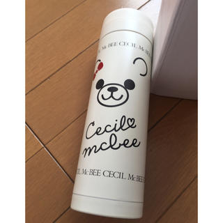 セシルマクビー(CECIL McBEE)の新品!CECIL McBEE ステンレスボトル(弁当用品)
