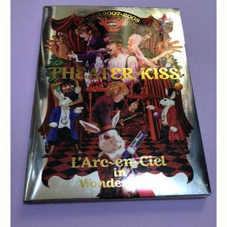 ラルクアンシエル(L'Arc~en~Ciel)のL'Arc〜en〜Ciel THEATRE of KISS DVD(ミュージック)