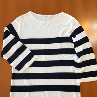 ジーユー(GU)のカットソー GU(Tシャツ/カットソー(七分/長袖))