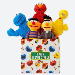 セサミストリート(SESAME STREET)の【限定】セサミストリート カウズ コンプリートボックス(ぬいぐるみ)