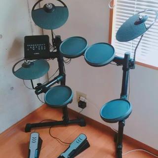ヤマハ(ヤマハ)のYAMAHA DTX400(電子ドラム)
