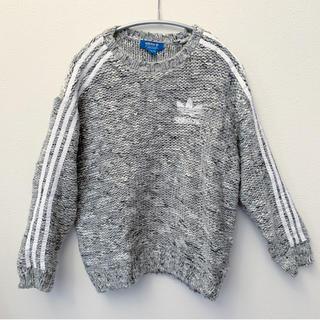 アディダス(adidas)のadidas color ウール ニット(ニット/セーター)