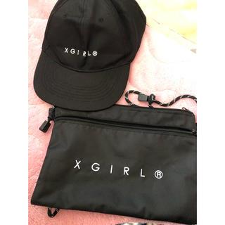エックスガール(X-girl)のX-girlセット(メッセンジャーバッグ)