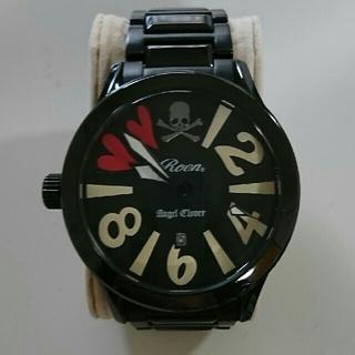 エンジェルクローバー(Angel Clover)のAngelClover×Roen コラボ 腕時計 新品替えベルト付き(腕時計)