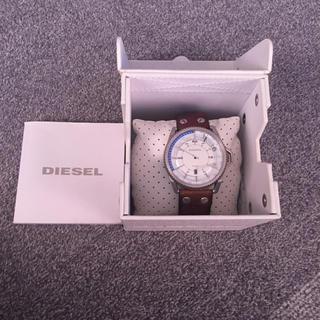 ディーゼル(DIESEL)のDIESEL 時計 (レザーベルト)