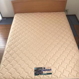 フランスベッド(フランスベッド)のフランスベッド  ダブルベットマットレスのみ(ダブルベッド)