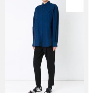 エンフォルド(ENFOLD)の92* 新品未使用 ENFOLD エンフォルド ユニセックス コットンシャツ(シャツ)