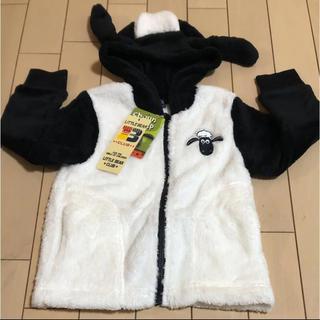 LITTLE BEAR CLUB - 新品♡90cm ひつじのショーン リトルベアークラブ パーカー