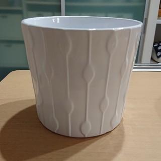 イケア(IKEA)のIKEA  鉢カバー  陶器(プランター)