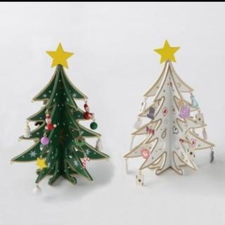 スリーコインズ(3COINS)の送料無料★3coins 大人気完売商品★アリスのクリスマスツリー   (インテリア雑貨)