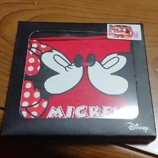 ディズニー(Disney)のミッキーパンツ(レディース)(ショーツ)