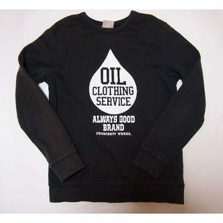 オイル(OIL)のOIL CLOTHING SERVICE(オイル)トレーナー150(Tシャツ/カットソー)