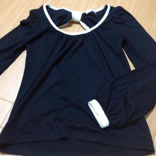 バイバイ(ByeBye)のバイバイトップス(Tシャツ(長袖/七分))