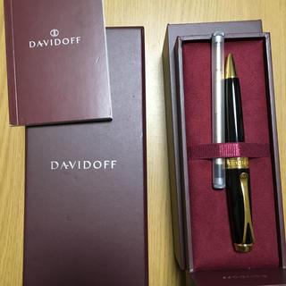 ダビドフ(DAVIDOFF)のダビドフ ブラックゴールド ボールペン(ペン/マーカー)